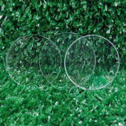 Palheta Cristal Transparente